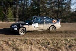 #16 Honda Civic de 2000: Rob Mackenzie, Jeff Hagan
