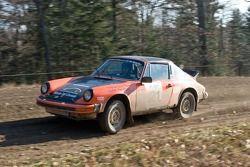Porsche 911 1977 : Ian Crerar, Fred Weidner