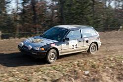 Honda Civic 1991 : Jaak Laan, Jane Lennox