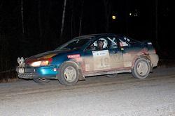 #19 Toyota Paseo de 1993: Matt Barnes, Alex Korovkine