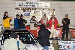 National Championship Podium Finish