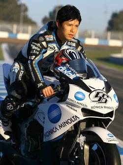 Photoshoot: Shinya Nakano