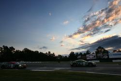 #009 Aston Martin Racing Aston Martin DB9: Pedro Lamy, Stéphane Sarrazin, #007 Aston Martin Racing Aston Martin DB9: Tomas Enge, Darren Turner