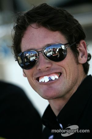 Gunnar Jeannette with his new teeth