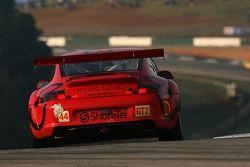 #44 Flying Lizard Motorsports Porsche 911 GT3 RSR: Seth Neiman, Lonnie Pechnik, Darren Law