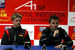 Press Conference: Nico Hulkenberg and Jonny Reid