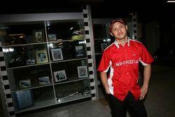 Visit of the Sentul Museum Mobil: Ananda Mikola