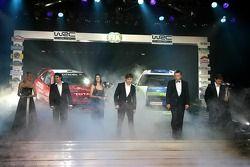 FIA World Rally Championship: Daniel Elena and Sébastien Loeb, Citroën