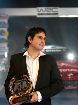 FIA World Rally Championship: Daniel Elena, Citroën