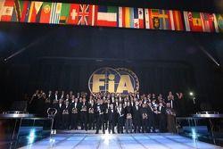 FIA Trophy winners