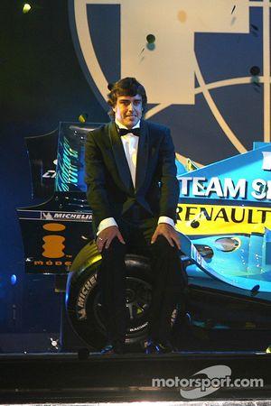 FIA Formula One World Championship: Fernando Alonso, Renault F1