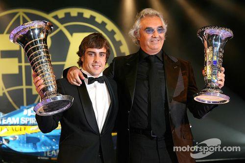 Briatore: Ha olyan versenyzőid vannak, mint Schumacher vagy Alonso…