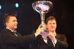 FIA World Rally Championship: Jost Capito and Malcolm Wilson, Ford