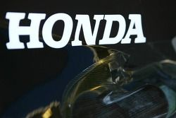 Honda Racing F1 Team interim chassis bodywork