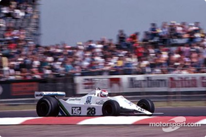 1979: Clay Ragazzoni, Williams FW07