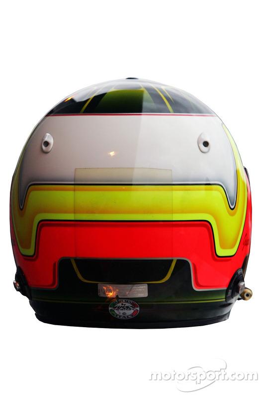 Helmet, Giedo van der Garde