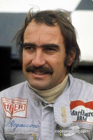 Clay Regazzoni, BRM P160E