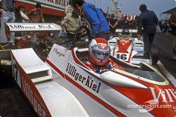 Clay Regazzoni y Hans Stuck