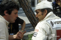 Alan Jones e Clay Regazzoni