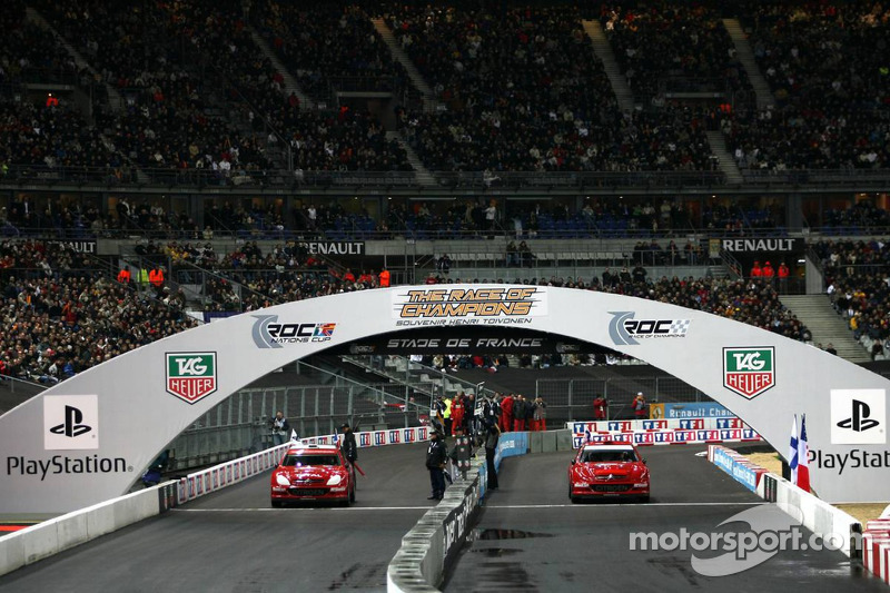 Semi final: Sébastien Loeb and Marcus Gronholm