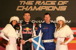 Team Schottland: David Coulthard und Colin McRae