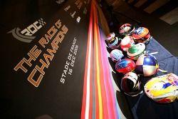 Champions helmets