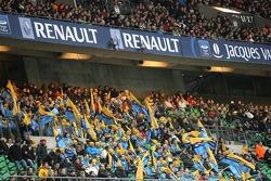 Fans at Stade de France