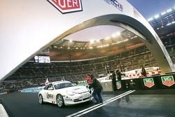 Eight final: Yvan Muller and Sébastien Bourdais