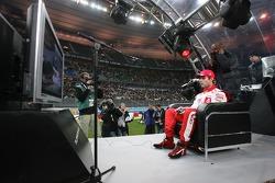Playstation game with Sébastien Loeb