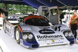 La Rothmans Porsche 962 C d'essai N°1