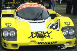 #8 Joest Racing Porsche 956 Paul Belmondo, Mauricio de Narvaez, Kemper Miller