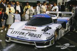 Сатору Накаджима, Каору Хошино, Масанору Секия, Tom's Team, Tom's 85C-L (№36)