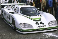 #44 Jaguar Group 44 Jaguar XJR 5: Bob Tullius, Chip Robinson, Claude Ballot-Léna