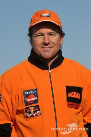 Team Rally Repsol KTM: Jordi Arcarons, Team Manager Repsol