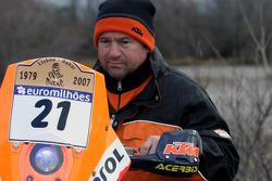 Team Rally Repsol KTM: Jordi Arcarons