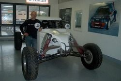 Philippe Gache and the SMG Buggy