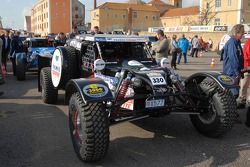 SMG Buggy Desert Cup of Philippe Gache