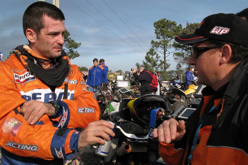 Jordi Viladoms and Jordi Arcarons