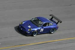 #28 At Speed Motorsports Porsche GT3 Cup: Bruce McQuiston, Joel Feinburg, Joe Safina