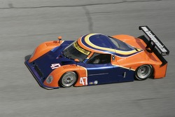 #47 TruSpeed Motorsports Porsche Riley: Charles Morgan, Rob Morgan, Timo Bernhard, B.J. Zacharias