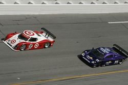 #02 Target Chip Ganassi with Felix Sabates Lexus Riley: Scott Dixon, Dan Wheldon, #51 Cheever Racing