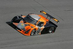 #60 Michael Shank Racing Lexus Riley: Mark Patterson, Oswaldo Negri, Helio Castroneves, Sam Hornish