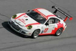 #17 Doncaster Racing Porsche GT3 Cup: Dave Lacey, Greg Wilkins, Lance Arnold, Johnny Mowlem, Tom Papadopoulos