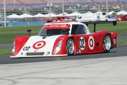 #02 Target Chip Ganassi with Felix Sabates Lexus Riley: Scott Dixon, Dan Wheldon