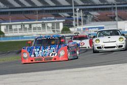 #84 Robinson Racing Pontiac Riley: George Robinson, Wally Dallenbach, Paul Dallenbach, Katherine Leg