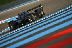 Nicolas Minassian tests the Peugeot 908 HDi FAP