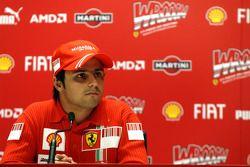 basın toplantısı: Felipe Massa
