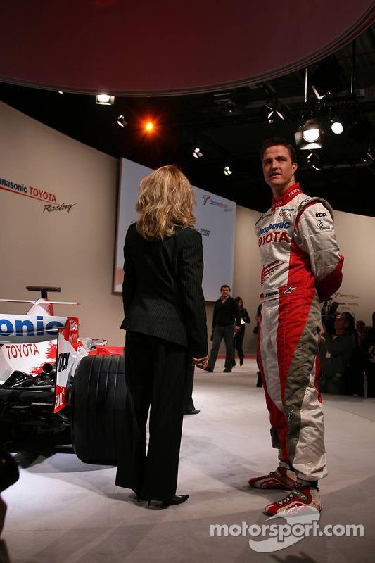 Ralf Schumacher, Toyota