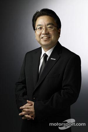 Yoshiaki Kinoshita,Vice-Başkanı