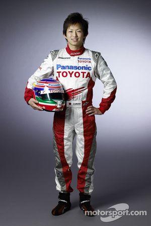 Kohei Hirate, Toyota